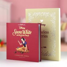 Snow White Timeless Disney Book.. Personalised